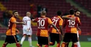Galatasaray'ın Fenerbahçe maçına hazır - Galatasaray'ın sahaya çıkacağı muhtemel 11