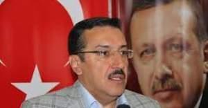 """Gümrük ve Ticaret Bakanı Tüfenkci'den """"terör örgütü"""" açıklaması"""