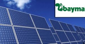 Güneş enerjisi tüm fabrika ve evlere girecek