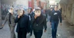 HDP'liler 'savaş istiyoruz'