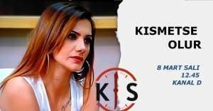 Kısmetse Olur 8 Mart 118. bölüm izle, Kanal D'de Adnan kiminle ilişkiye başlayacak?