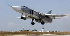 Suriye'deki Rus üssünden ilk uçaklar ayrıldı