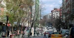 Tunalı Hilmi Caddesi canlı bomba iddiaları sebebiyle ıssız bir şehre döndü