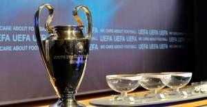 UEFA Şampiyonlar Ligi çeyrek final eşleşmeleri belirlendi