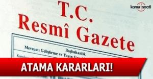 Yargıtay Cumhuriyet Başsavcıvekilliğine Halil Adıgüzel atandı