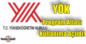 YÖK Program Atlası