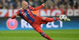 Beşiktaş'tan Arjen Robben atağı