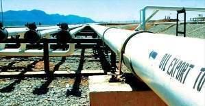 Brent petrol 44 doların altına geriledi