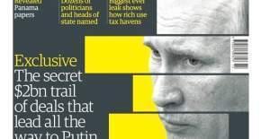 Dünya Panama Belgeleri'ni konuşuyor! - Putin'in de adı geçiyor!