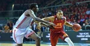 Galatasaray Odeabank Strasbourg ULEB Avrupa Kupası Finali karşılaşması