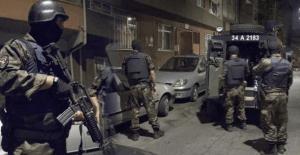 istanbul'da terör operasyonu