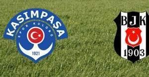 Kasımpaşa - Beşiktaş maçı ne zaman, saat kaçta, hangi kanalda?