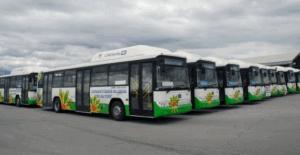 Kayseri'de 7 halk otobüsü şoförü tutuklandı