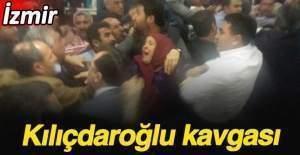 Kılıçdaroğlu'nun Sözleri İzmir Çiğli Belediyesi'nde kavga çıkarttı