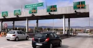 Köprü ve otoyol geliri 3 ayda 289 milyon lira!