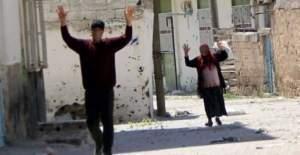 Nusaybin'de teröristler teslim oldu