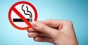 Sigara artık parklarda içilmeyecek ve üniversitelerde satılmayacak!
