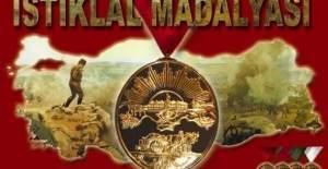 TBMM kararı ile Şanlıurfa'ya istiklal madalyası