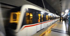 Türkiye'nin ilk sürücüsüz metrosu geliyor