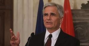 Avusturya Başbakanı Werner Faymann istifa etti!