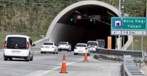 Bolu Dağı tüneli 3 ay kapanıyor