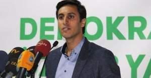DBP Eş Genel Başkanı Kamuran Yüksek tutuklandı
