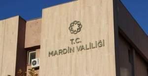 Mardin Valiliği'nden operasyonlara ilişkin açıklama