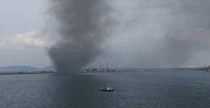 Tuzla'da büyük patlama