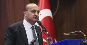 Yeni kabinede yer almayan Yalçın Akdoğan'dan ilk açıklama