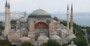 Almanya 'Ayasofya'nın kullanımının Türkiye'nin meselesi'