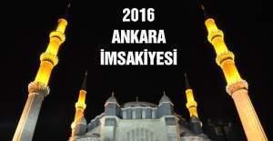 Ankara imsak vakti, Ankara sahur vakti ne zaman?