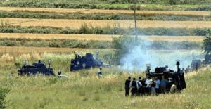 Arnavutköyde çatışma: 1 polis şehit