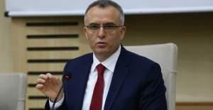 Bakan Ağbal'dan Türkiye Ekonomisine ilişkin açıklama