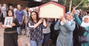 Bombacının cenazesine katılan HDP'liler için savcılık devreye girdi