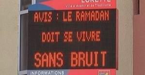 Fransa'dan skandal Ramazan mesajı: Ramazan'ı ...