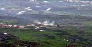 Hakkari'de 2 askeri üs bölgesine hain saldırı