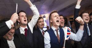 İngiltere'de referandum sonuçları belirlendi! AB'den...