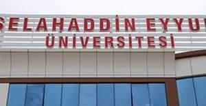Selahaddin Eyyubi Üniversitesine kayyum atandı!