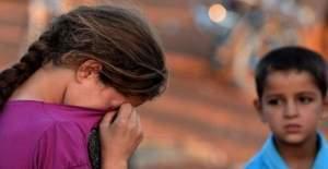 Suriyeli çocuklar ayda 500 liraya 11 saat çalışıyorlar