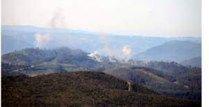 Türkmen Dağından kötü haber! O bölge Esed'in eline geçti