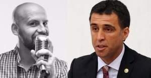 Atalay Demirci ile konuşan Hakan Şükür isyan etti