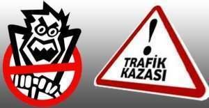 Düzce'de trafik kazası: 1 ölü, 2 yaralı