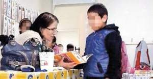 Görme engelli öğretmen görevden alındı
