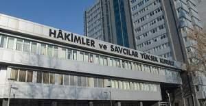 HSYK, Yargıtay ve Danıştay üyeleri için olağanüstü toplandı!
