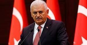 Başbakan Yıldırım'dan 'Fırat Kalkanı' açıklaması