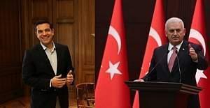 Çipras'tan Başbakan Yıldırım'a darbeci askerler için teminat!