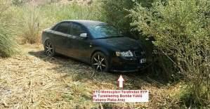 Diyarbakır'da yabancı plakalı bomba yüklü araç imha edildi