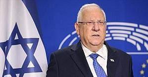 İsrail Cumhurbaşkanı Rivlin'den Erdoğan'a taziye mektubu!