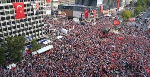 Ankara Kızılay Meydanı'nın ismi değişti