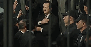 REİS sinema filmi fragmanı yayınlandı